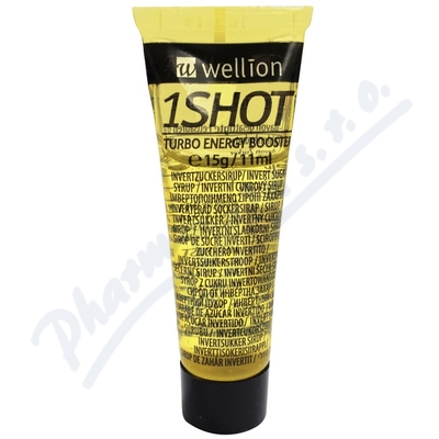 Wellion 1SHOT tekutý cukr v tubě 15g/11ml