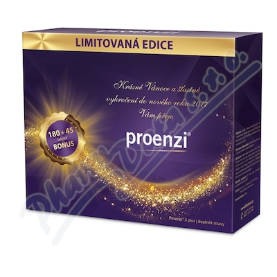 Walmark Proenzi 3+ tbl.180+45 Ván2016 CZE