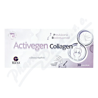 TOZAX Activegen Collagen sáčky 30x2g